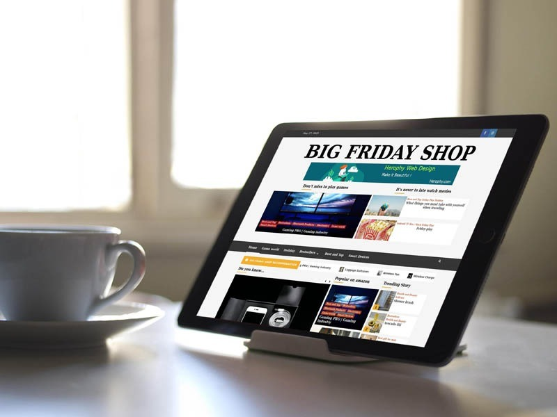 Herophy Com Partner Big Friday Shop